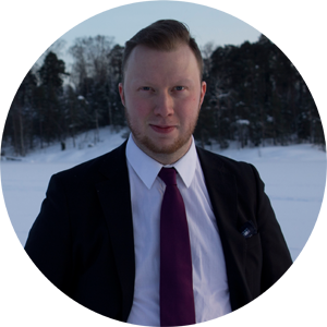 Joel Jänis toimitusjohtaja
